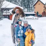 Дарья Пынзарь возвращается в Турцию с подарками