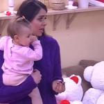 Ольга Рапунцель покажет, какая она на самом деле мать