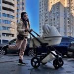 Дана Кварацхелия рассказала, как проводит день со своим новорожденным сыном