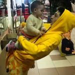Иосиф Оганесян с нетерпением ждет, когда сможет взять на руки своего ребенка