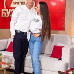 Таня Строкова выбрала Даню Сахнова, чтобы им можно было управлять