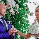 Еще немного фото со свадьбы Черкасова и Ослиной