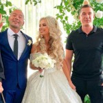 Свадьба Черкасова и Ослиной