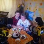 Мать Дмитренко встала на его защиту
